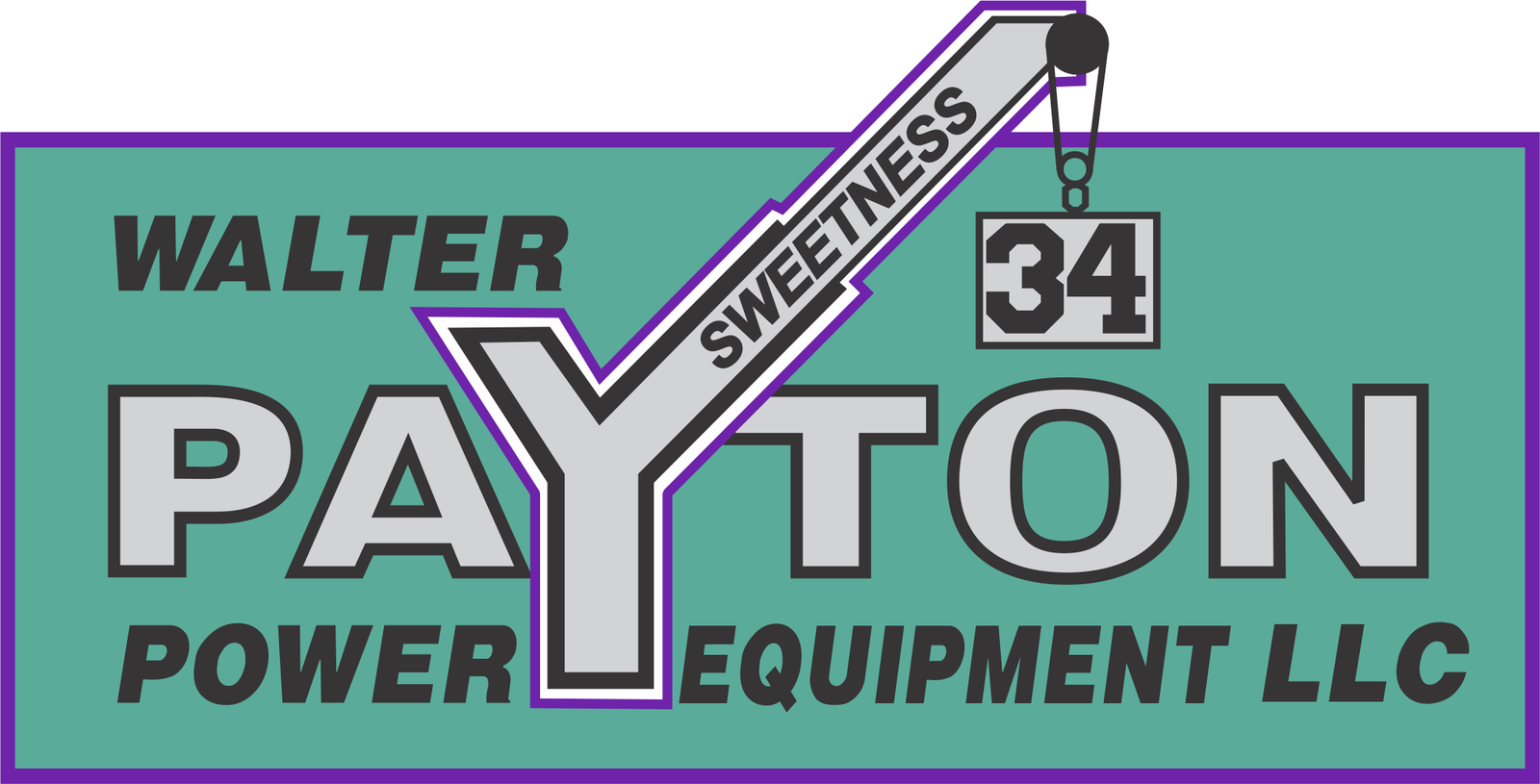 Walter Payton Power Equipment